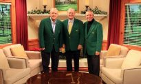Forever Champions at the Masters