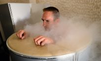 Cryotherapy: The Dubious Appeal of Shooting -260 Degree Nitrogen at Your Naked Skin