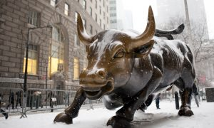Wall Street's 'Charging Bull' Artist Says Girl Statue Violates His Rights
