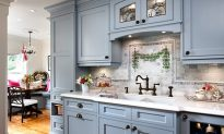 Designing an English Country-Style Kitchen