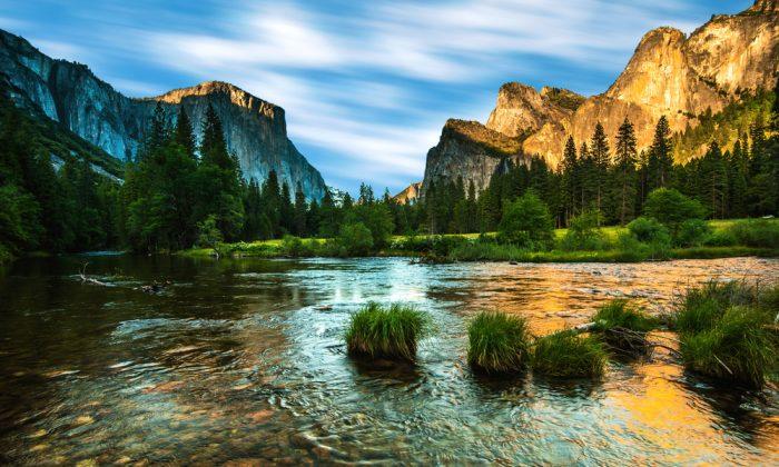 Valley view Yosemite via Shutterstock*