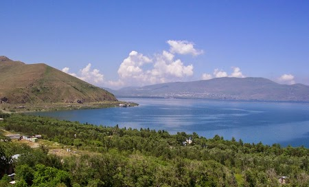 Sevan lake (Imperator Travel)