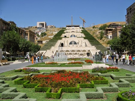 Cascade of Yerevan (Imperator Travel)