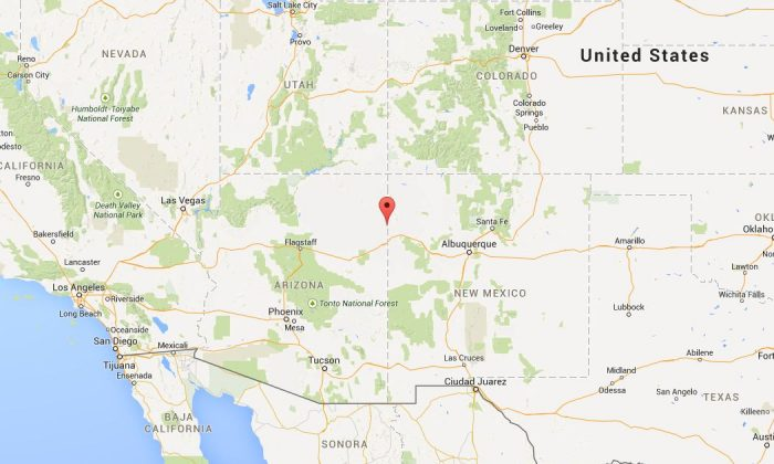 A shooting has been reported in Fort Defiance, a census-designated area, in Apache County, Arizona. (Google Maps)