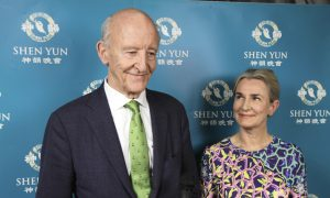 Swedish Count and Businessman: Shen Yun, 'There Is Nothing Like It Anywhere'
