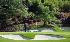 Behind the Curtains at Augusta National
