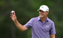 Spieth Sets Record 36-Hole Start at Augusta