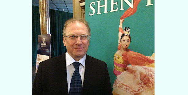 Bulgarian Ambassador to Sweden: 'An Honour to See Shen Yun'