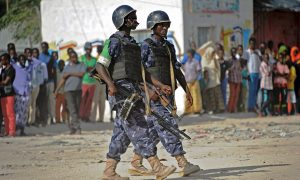 Sexual Terror and Impunity in Somalia
