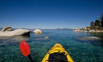 Did California Drought Clear up Lake Tahoe?