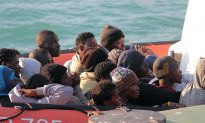 EU says 7,000 Migrants Rescued Near Italy since Friday