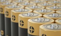Aluminum Battery Takes 1 Minute to Charge