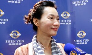 Shen Yun 'An artistic performance that deserves our support'