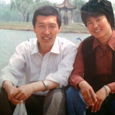 Bian Lichao and his wife Zhou Xiuzhen (Minghui)