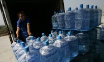 Looking for Bottled Water in Beijing? It May Be From the Tap