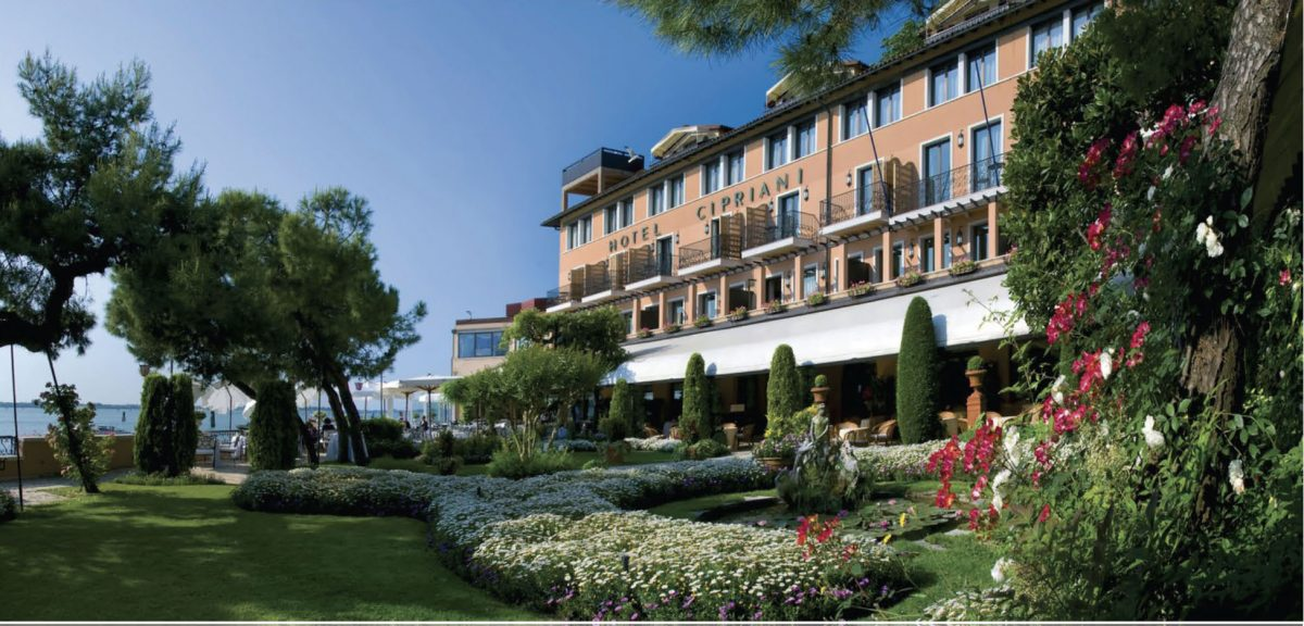 The Belmond Hotel Cipriani in Venice is rated one of the most luxurious in Italy. (Belmond)