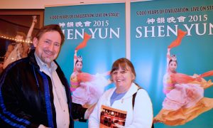 Shen Yun Performance Has 'So Much to Absorb'