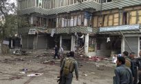 Afghan Suicide Bombing Blamed on ISIS Kills 35
