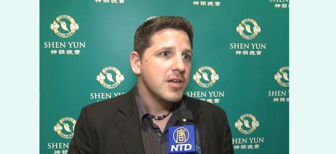 Entertainment Company Owner: Shen Yun 'A Feat on Stage'