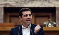 Exit Poll Shows Left-Wing Syriza Likely Winning Greek Vote