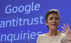 EU Targets Google in Competition Inquiry