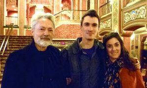 Three Creatives Moved by Shen Yun in Providence, R.I.