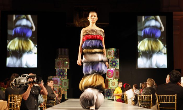Catwalk size doesn't affect anorexia as much as you think. (Republic of Korea / CC BY-SA 2.0)