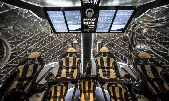 The Space Tourism Industry Is Already Planning How to Entertain You in Space