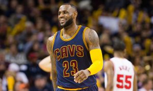 LeBron James's Career Comes Full Circle in the Playoffs