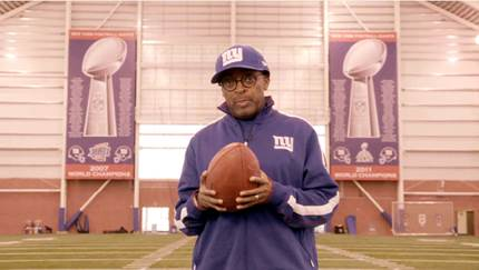 "Spike Lee's  ""The Greatest Catch Eve"" debuts at the Tribeca  Film Festival.  (Tribeca Enterprises)"