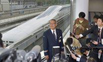 Japan's Maglev Train Breaks Own Speed Record at 603 Kph (+Video)