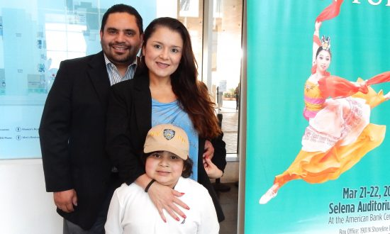 Shen Yun 'Enjoyable for the Whole Family'