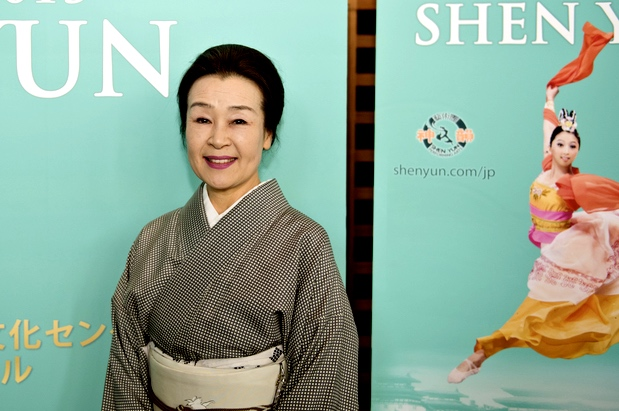 Classical Japanese Dancers in Awe After Seeing Shen Yun