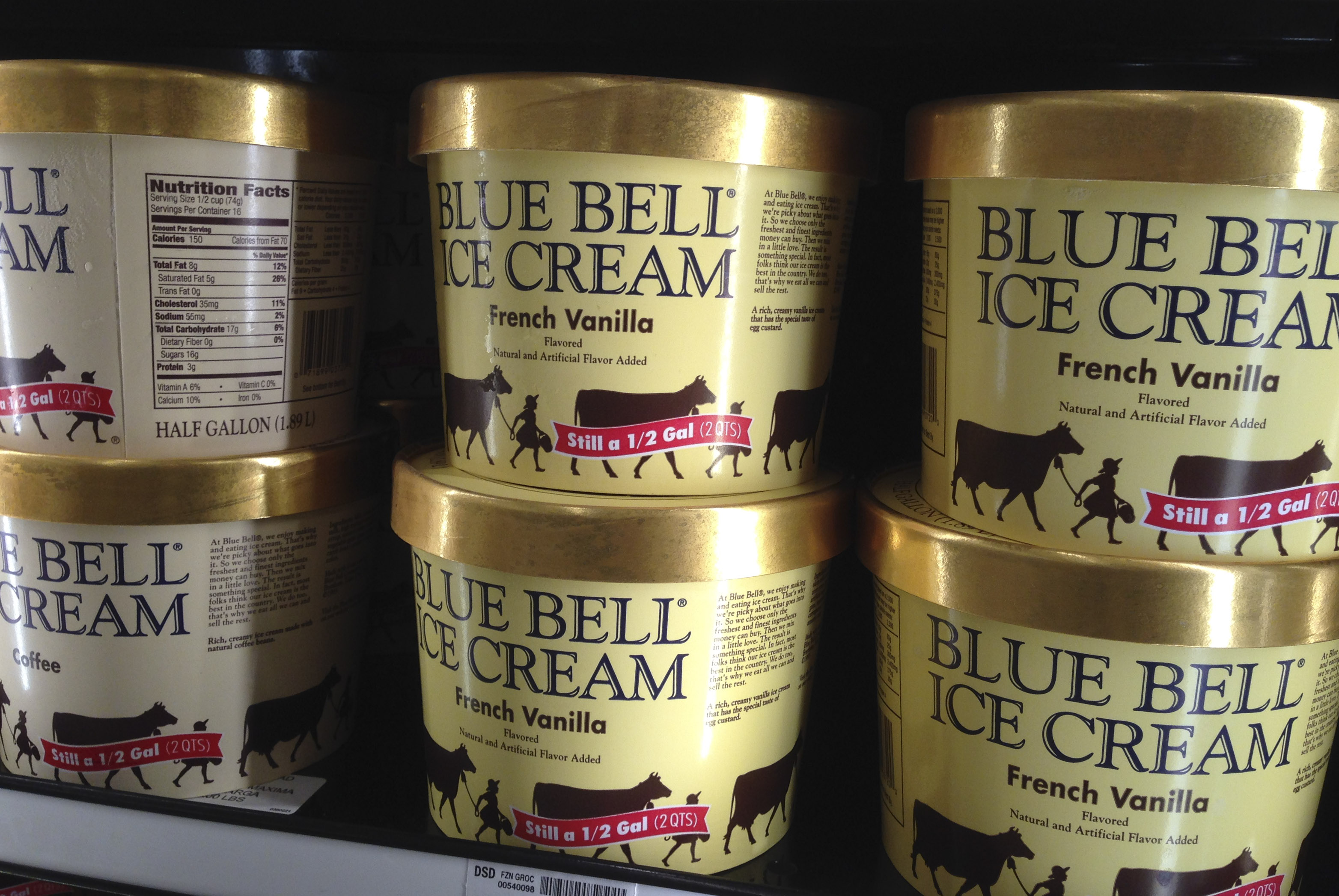 Photos Show Stores 'Protecting' Ice Cream From Lickers