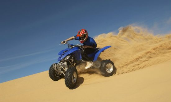 Industry and Federal Government at Odds Over Quad Bikes
