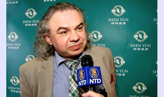 Shen Yun Brings Alive Past, Present and Future