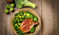 Be Well Kitchen: Simple Roasted Chicken With Veggies