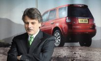 Land Rover CEO Declares 'No Laws' in China, as Lawsuit Drops