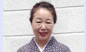Traditional Japanese Dance Teacher Amazed by Shen Yun