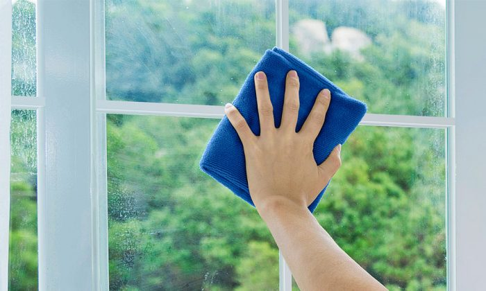 Top of the list to freshen up your home is to clean the windows. (eieihome.com)