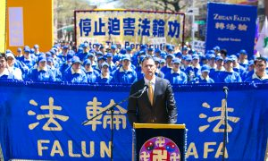 How Did Falun Gong Commemorate April 25 Worldwide?