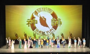 Shen Yun and the 'Theme of Compassion' a Hit in Tokyo