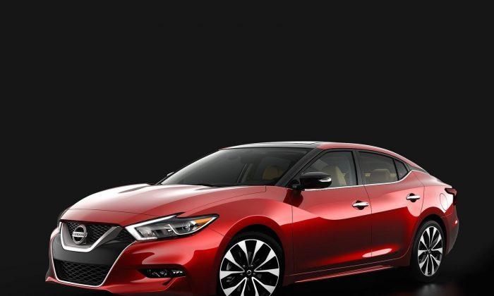 Re-designed 2016 Nissan Maxima (Courtesy of NetCarShow.com)
