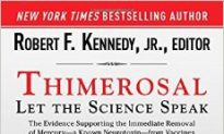 The Mercury Tipping Point: Robert F. Kennedy Jr.