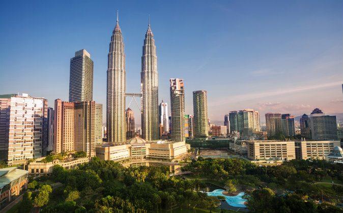 Landscape of Kuala Lumper via Shutterstock*