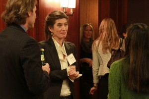 Business Networking is awkward and complicated for many women.