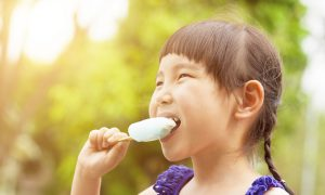 5 Healthy Snacks for Your Child