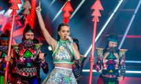 Katy Perry's Taiwan Concert Costume Is Censored in China While Netizens Debate Ban