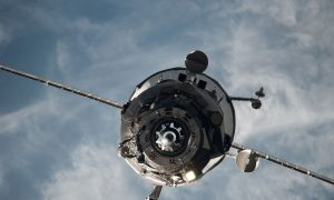 Russian Space Station Supply Ship Crashes to Earth After Failed Mission (Video)