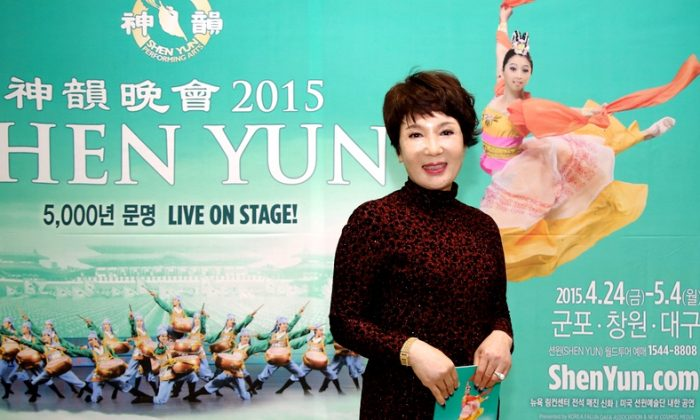 Company President: Shen Yun's Colors Have a 'Healing Touch'